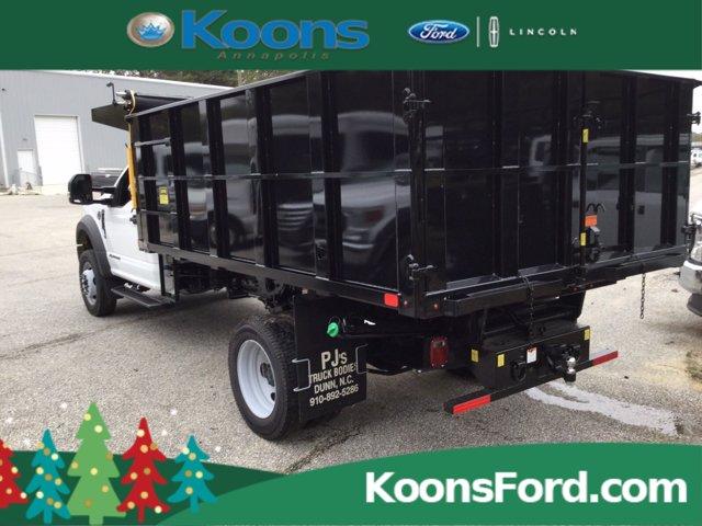 2020 Ford F-550 Regular Cab DRW 4x2, PJ's Landscape Dump #L1617 - photo 2