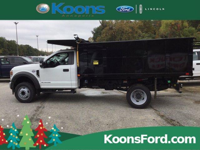 2020 Ford F-550 Regular Cab DRW 4x2, PJ's Landscape Dump #L1617 - photo 8