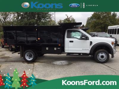 2020 Ford F-550 Regular Cab DRW 4x2, PJ's Landscape Dump #L1617 - photo 5