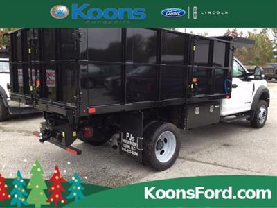 2020 Ford F-550 Regular Cab DRW 4x2, PJ's Landscape Dump #L1617 - photo 6