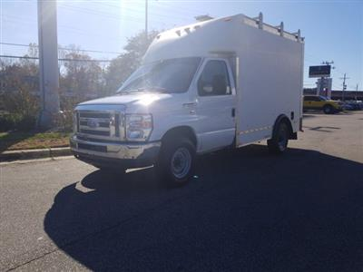 2013 Ford E-350 4x2, Cutaway Van #L1708A - photo 1