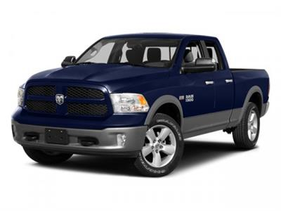 2014 Ram 1500 Quad Cab 4x4, Pickup #L1717A - photo 1