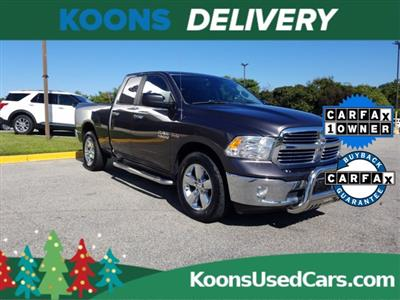 2014 Ram 1500 Quad Cab 4x4, Pickup #L1717A - photo 4