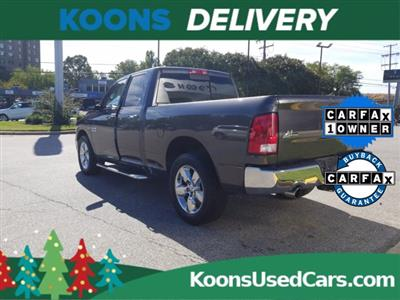 2014 Ram 1500 Quad Cab 4x4, Pickup #L1717A - photo 2
