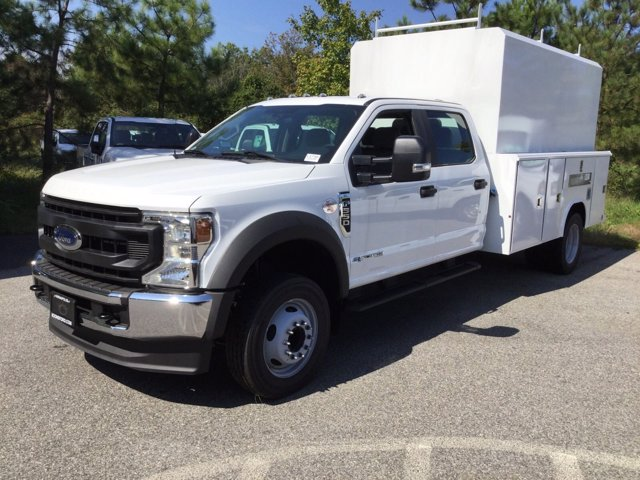 2020 Ford F-550 Crew Cab DRW 4x2, Reading Service Body #L1745 - photo 1