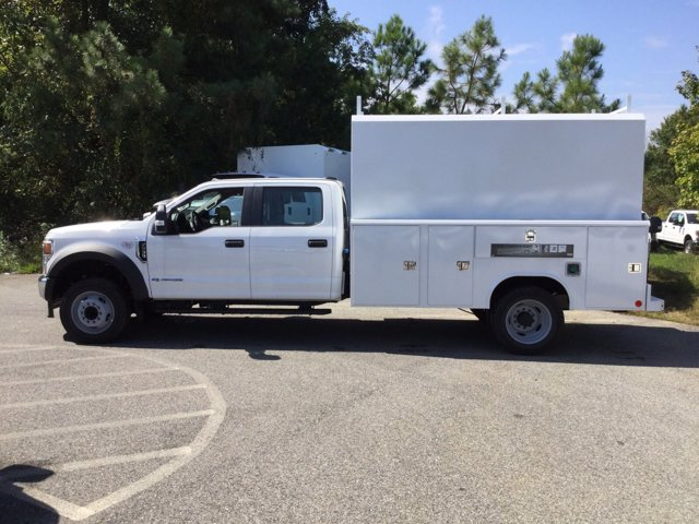 2020 Ford F-550 Crew Cab DRW RWD, Reading Classic II Steel Service Body #L1745 - photo 5