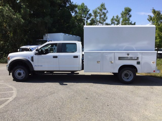 2020 Ford F-550 Crew Cab DRW RWD, Reading Classic II Steel Service Body #L1745 - photo 8