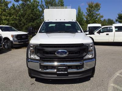 2020 Ford F-550 Crew Cab DRW RWD, Reading Classic II Steel Service Body #L1745 - photo 3