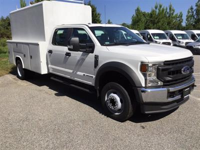 2020 Ford F-550 Crew Cab DRW RWD, Reading Classic II Steel Service Body #L1745 - photo 4
