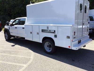 2020 Ford F-550 Crew Cab DRW 4x2, Reading Classic II Steel Service Body #L1745 - photo 2
