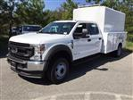 2020 Ford F-550 Crew Cab DRW RWD, Reading Classic II Steel Service Body #L1745 - photo 1