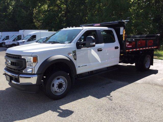 2020 Ford F-450 Crew Cab DRW RWD, Dump Body #L1776 - photo 1