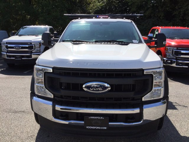 2020 Ford F-450 Crew Cab DRW RWD, Dump Body #L1776 - photo 3