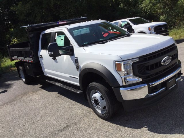 2020 Ford F-450 Crew Cab DRW RWD, Dump Body #L1776 - photo 4