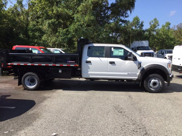 2020 Ford F-450 Crew Cab DRW RWD, Dump Body #L1776 - photo 5