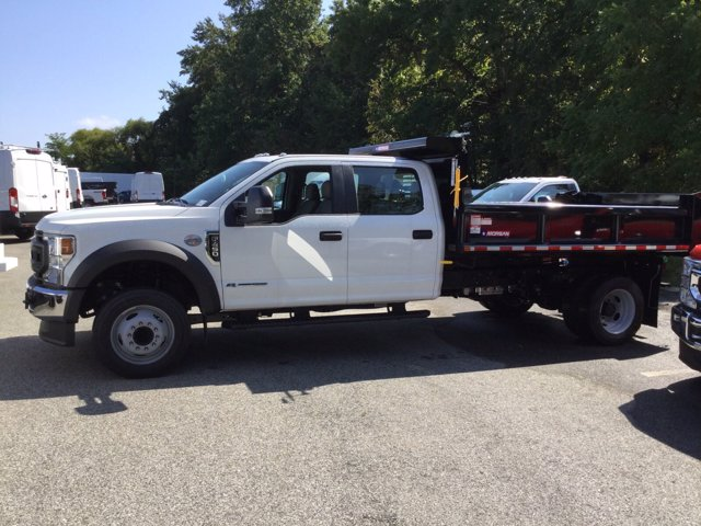 2020 Ford F-450 Crew Cab DRW RWD, Dump Body #L1776 - photo 2