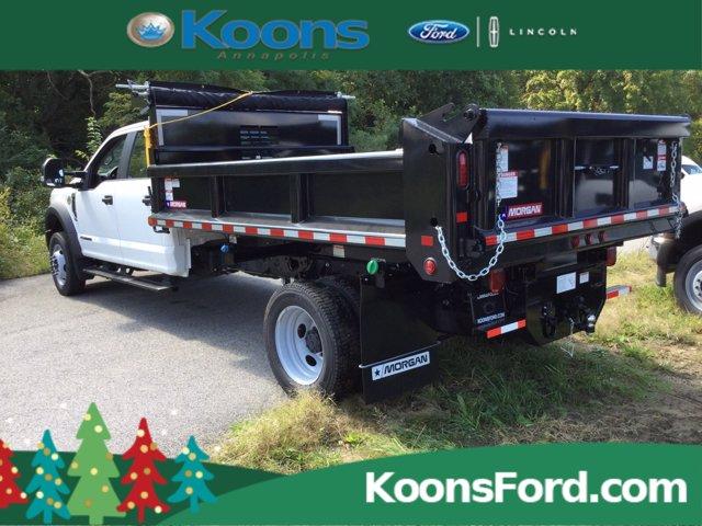 2020 Ford F-450 Crew Cab DRW 4x2, Morgan Dump Body #L1777 - photo 1