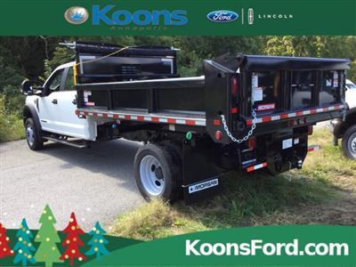 2020 Ford F-450 Crew Cab DRW RWD, Morgan Dump Body #L1777 - photo 2