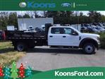 2020 Ford F-450 Crew Cab DRW RWD, Morgan Dump Body #L1777 - photo 5