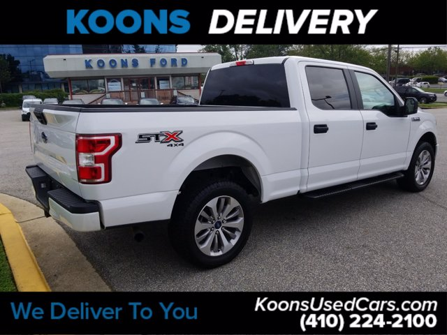 2018 Ford F-150 SuperCrew Cab 4x4, Pickup #L1787A - photo 6