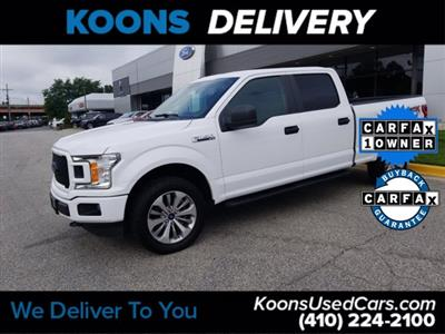 2018 Ford F-150 SuperCrew Cab 4x4, Pickup #L1787A - photo 1