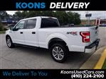 2018 Ford F-150 SuperCrew Cab 4x4, Pickup #L1787A - photo 2