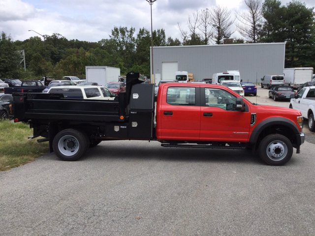 2020 Ford F-550 Crew Cab DRW 4x2, Galion 100U Dump Body #L1799 - photo 5