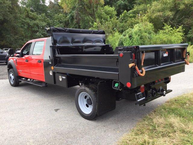 2020 Ford F-550 Crew Cab DRW RWD, Galion 100U Dump Body #L1799 - photo 2