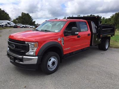 2020 Ford F-550 Crew Cab DRW RWD, Galion 100U Dump Body #L1799 - photo 1