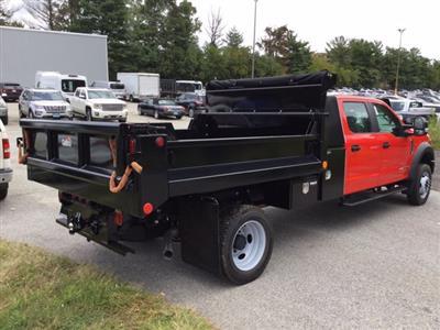 2020 Ford F-550 Crew Cab DRW 4x2, Galion 100U Dump Body #L1799 - photo 6