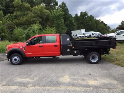 2020 Ford F-550 Crew Cab DRW RWD, Galion 100U Dump Body #L1799 - photo 8