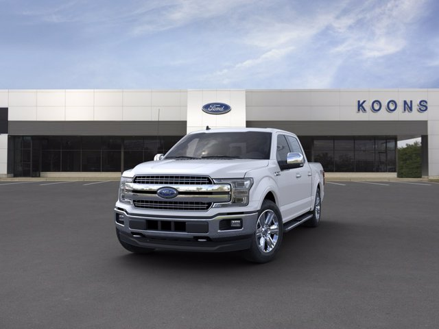 2020 Ford F-150 SuperCrew Cab 4x4, Pickup #L1844 - photo 3