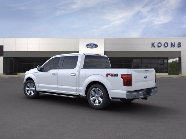 2020 Ford F-150 SuperCrew Cab 4x4, Pickup #L1844 - photo 2