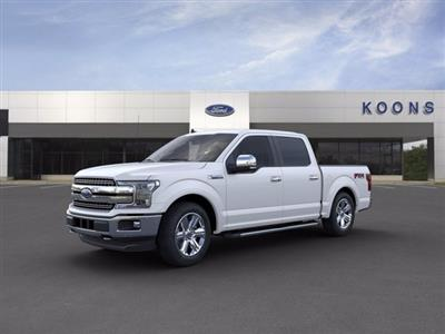 2020 Ford F-150 SuperCrew Cab 4x4, Pickup #L1844 - photo 1