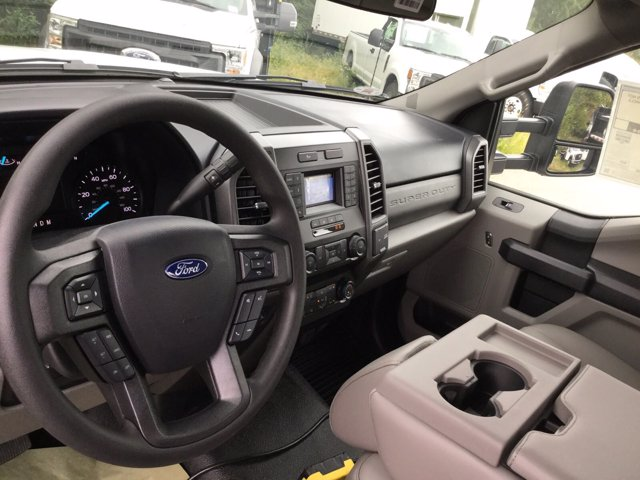 2020 Ford F-450 Regular Cab DRW RWD, PJ's Stake Bed #L1866 - photo 12