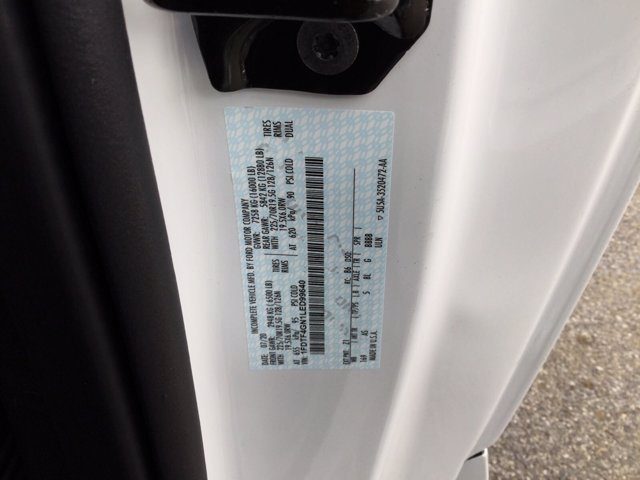 2020 Ford F-450 Regular Cab DRW 4x2, PJ's Stake Bed #L1866 - photo 16