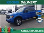 2013 Ford F-150 SuperCrew Cab 4x4, Pickup #L1927Z - photo 1