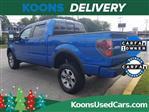 2013 Ford F-150 SuperCrew Cab 4x4, Pickup #L1927Z - photo 2