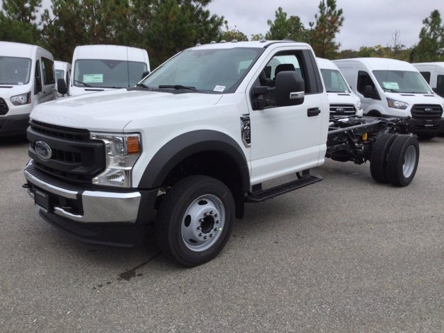 2020 Ford F-450 Regular Cab DRW 4x2, Cab Chassis #L1983 - photo 1