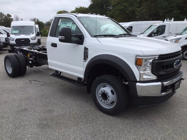 2020 Ford F-450 Regular Cab DRW 4x2, Cab Chassis #L1983 - photo 4