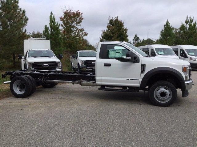 2020 Ford F-550 Regular Cab DRW 4x2, Cab Chassis #L1992 - photo 5