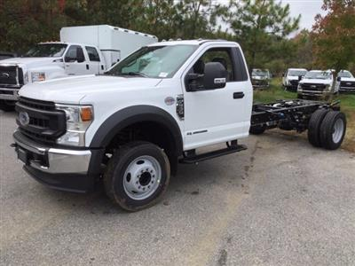 2020 Ford F-550 Regular Cab DRW 4x2, Cab Chassis #L1992 - photo 3