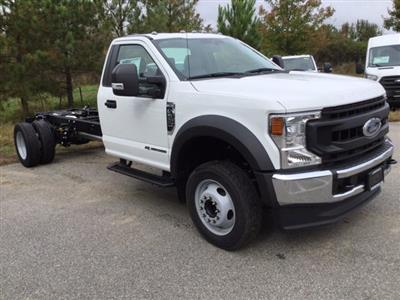2020 Ford F-550 Regular Cab DRW 4x2, Cab Chassis #L1992 - photo 1