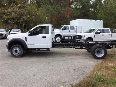 2020 Ford F-550 Regular Cab DRW 4x2, Cab Chassis #L1992 - photo 7