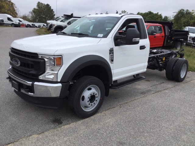 2020 Ford F-450 Regular Cab DRW 4x2, Cab Chassis #L1993 - photo 1