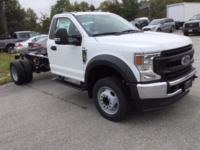 2020 Ford F-450 Regular Cab DRW 4x2, Cab Chassis #L1993 - photo 4