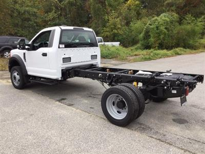 2020 Ford F-450 Regular Cab DRW 4x2, Cab Chassis #L1993 - photo 2