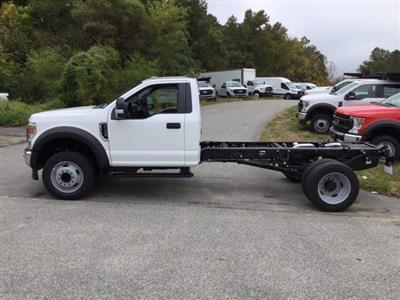 2020 Ford F-450 Regular Cab DRW 4x2, Cab Chassis #L1993 - photo 8