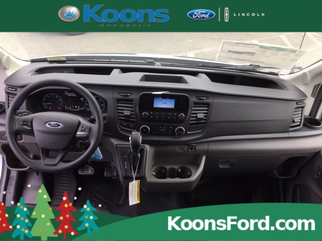 2020 Ford Transit 250 Med Roof 4x2, Empty Cargo Van #L2011 - photo 12