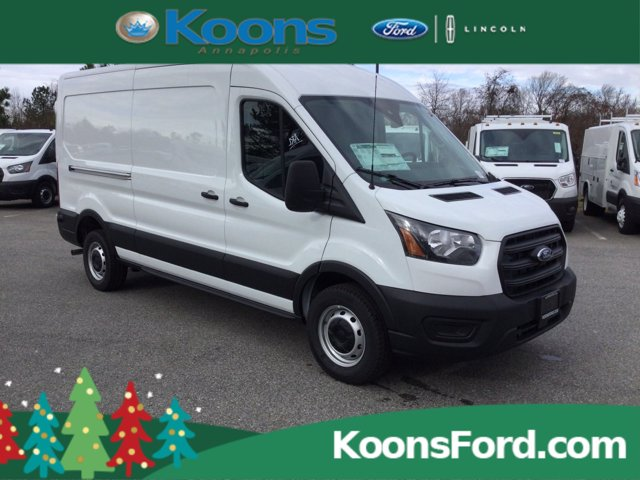 2020 Ford Transit 250 Med Roof 4x2, Empty Cargo Van #L2011 - photo 4